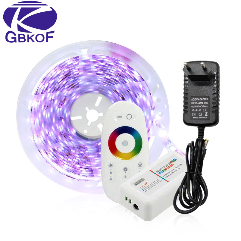 IR Remote For RGB//RGBW LED Strip Light zE Mini Bluetooth//WiFi LED Controller