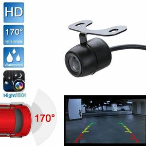 170 ° Car Rear View Camera Universal LED Night Vision Backup Parking Reverse Camera Waterproof 170 Wide Angle HD