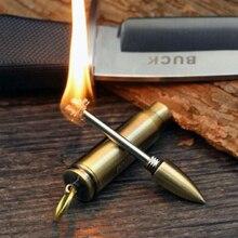 Kerosene Lighter Gadgets Fire-Starter Flint Striker Cool Permanent Match Matches Creative