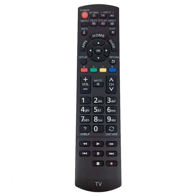 ใหม่N2QAYB000934รีโมทคอนโทรลสำหรับPANASONIC LCD TV TH 32AS610A TH 42AS640A TH 50AS640A TH 60AS640Aเปลี่ยน