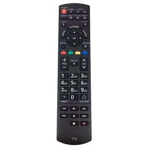 Image 1 - New N2QAYB000934 Remote Control For PANASONIC LCD TV TH 32AS610A TH 42AS640A TH 50AS640A TH 60AS640A Replacement