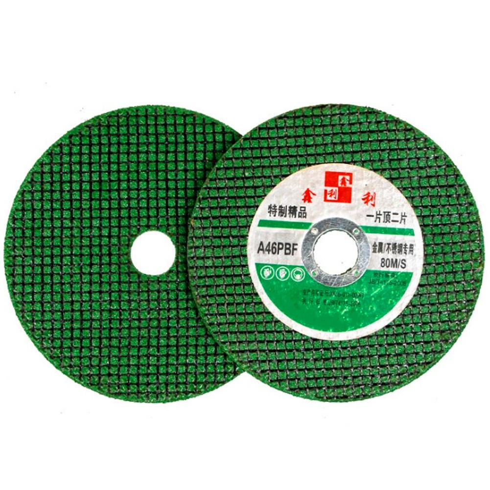 50PCS Discos De Corte 4.5 Polegada 100