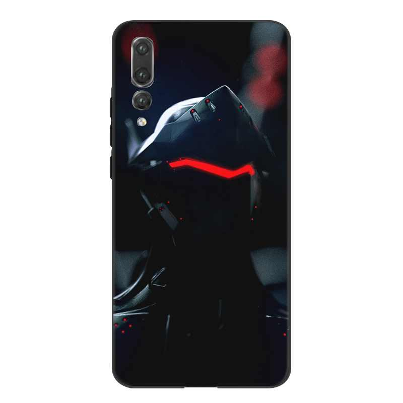 Funda para teléfono móvil Tpu para Honor 6A 7A 7X 7C 8X 8C 9X View 20 10 Lite Pro cubierta Overwatch celular