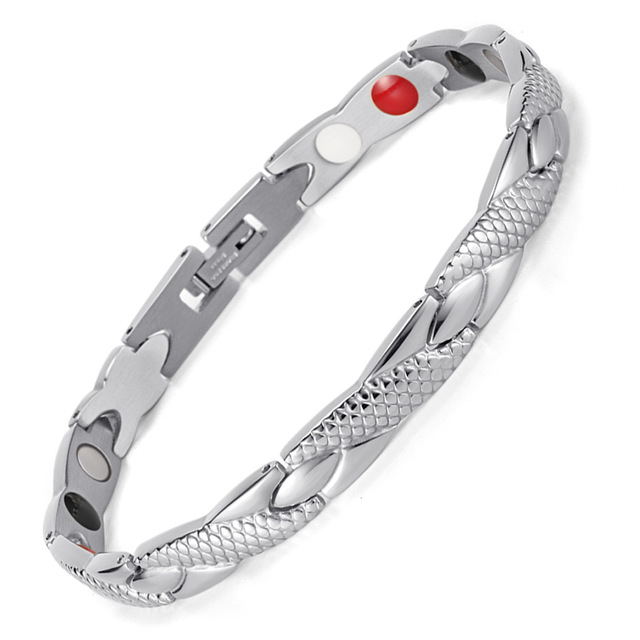 Hb0be00d366434e4aa7acdb1dbe97d42dQ - Stainless Steel Bracelet Anklets for Arthritis
