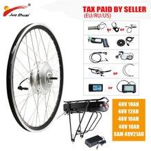 BAFANG 48V 500W Vorne Motor Rad Electric Bike Conversion Kit mit Batterie e Bike Hub Motor ebike Elektrische bike Conversion Kit