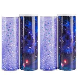 Image 1 - Nbx Newmebox Lichtgevende Quicksand Potlood Gevallen Kan Schijnen School Potlood Gevallen Super Cool Etui Droom Studenten Te Gebruiken Pen doos
