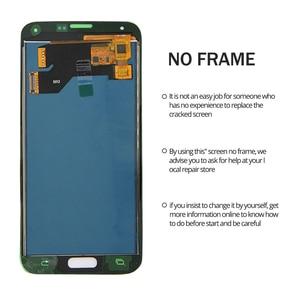 Image 3 - 100% テスト三星銀河 4 グラムS5 i9600 G900 G900M G900F lcdディスプレイタッチスクリーンデジタイザアセンブリ (互換性がないG900H)