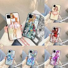 Monsters High Anime Fitted Phone Case For iphone 5s 6 7 8 11 12 plus xsmax xr pro mini se Cover Fundas Coque