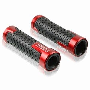 Image 3 - 7/8 22 мм аксессуары для мотоциклов рукоятка ручной Руль противоскользящие удобные ручки для мотоциклов ручки для BMW K1300GT