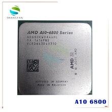 AMD A Series A10 6800K A10 6800 A10 6800K A10 6800B 4,1 ГГц 100 Вт четырехъядерный процессор AD680KWOA44HL/AD680BWOA44HL разъем FM2