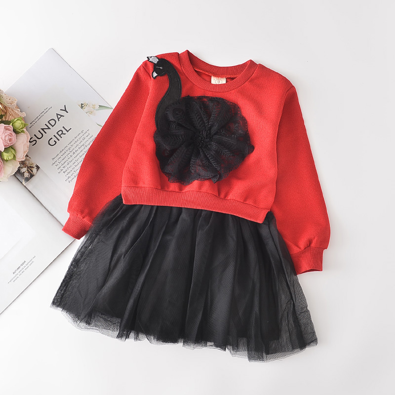 Bear Leader Girls Dresses Spring New Baby Girl Dress Striped with Bow Long Sleeves Princess Dress for Girl Kids Clothes Vestidos 6