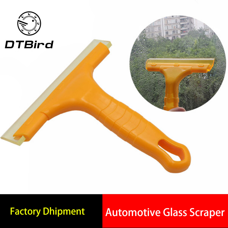 1PCS Silicone Water Wiper Scraper Blade Squeegee Car Vehicle Windshield Window Washing Cleaning Car Sticking Tool