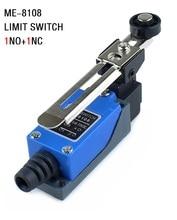 цена на 1PCS New ME-8108 Waterproof Momentary AC Limit Switch For CNC Mill Laser Plasma