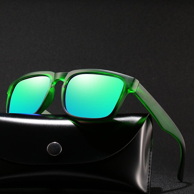 DJXFZLO 2020 New BRAND DESIGN Polarized Sunglasses Men Women Driving Sun Glasses Male Square Goggles UV400 Eyewear