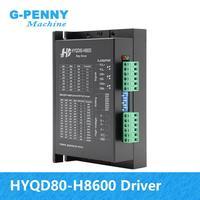 Motorista de motor h8600 2.6-7a 24 v-70 v dc microstep 256 em vez de ma860h para nema23 nema34 motor de passo!