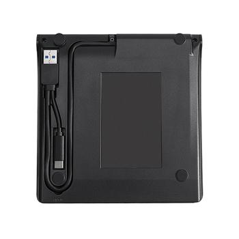 Nowy TYPE-C USB3 0 podwójny interfejs DVD nagrywanie napęd optyczny pulpit notebook MAC uniwersalny mobilny DVD CD tanie i dobre opinie maikou Dvd burner CN (pochodzenie) Dvd dvd-rom 2 mb Laptop Zewnętrzny Taca Typ Nie obsługuje Dvd + rw