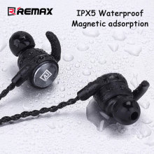 Remax Bluetooth Earphone/Headset Sport Wireless Earphone For iPhone Xs max XR X 8 7 6 8s 7s 6s plus 5 5s SE Magnetic Headset цена и фото
