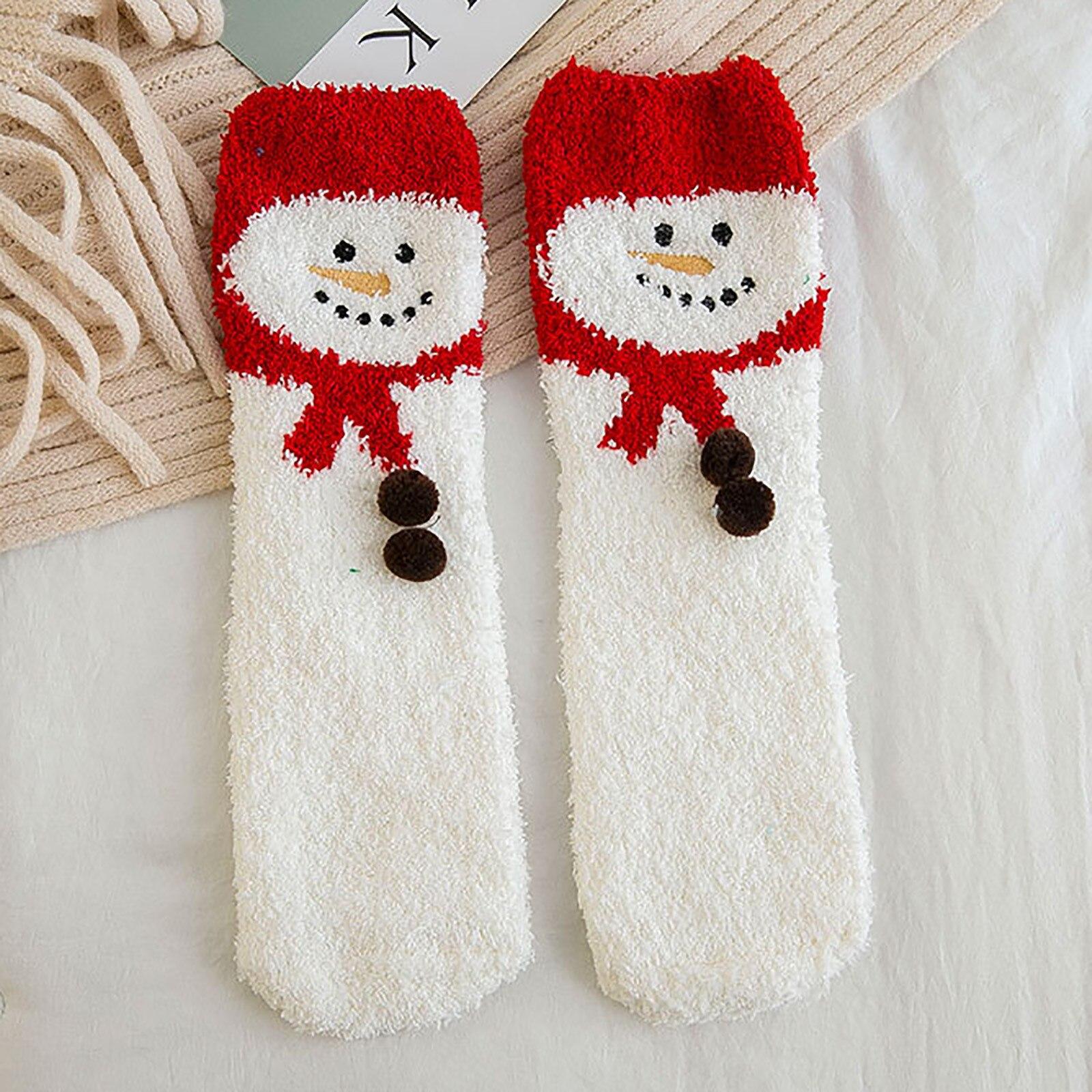 New baby SOCKS SHEEP WOOL Cartoon soft warm deer gift Christmas