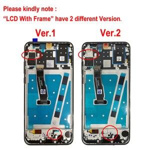 Image 3 - จอ LCD กรอบสำหรับ Huawei P30 Lite MAR L01A LX1A LX2 L21A LX3A LCD Full จอแสดงผล TOUCH Digitizer ASSEMBLY Nova 4E จอแสดงผล