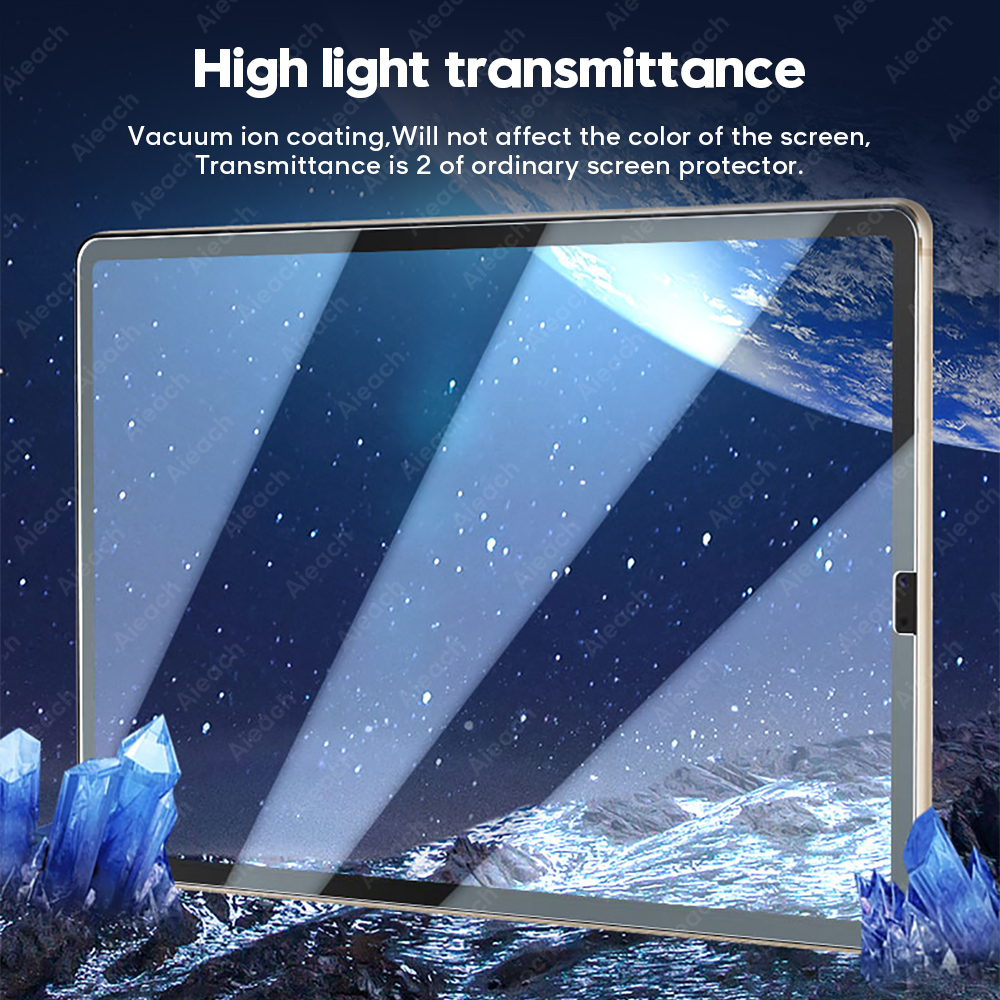 15D Protective Tempered Glass For Samsung Galaxy Tab S5e S6 Lite S7 Screen Protector For Galaxy Tab S4 S3 S2 E 9.6 Glass Film-4