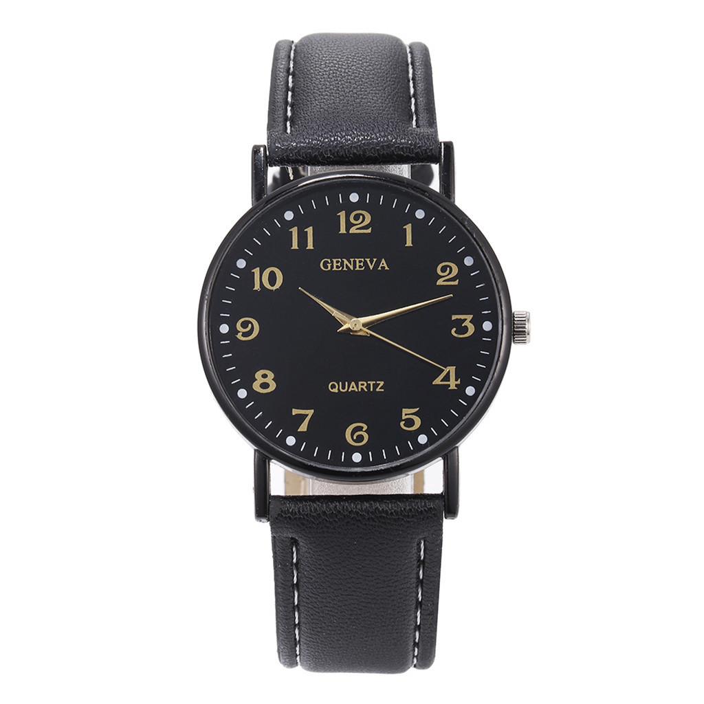 DUOBLA Luxury Women Watches Fashion Quartz Wristwatches Brand Women Watch Leather Band Geneva Dress Watches Gifts For Women