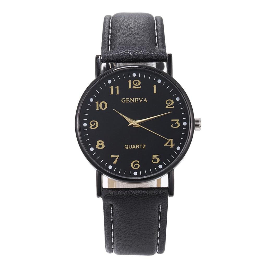 DUOBLA Luxury Women Watches Fashion Quartz Wristwatches Brand Women Watch Leather Band Geneva Dress Watches Gifts For Women