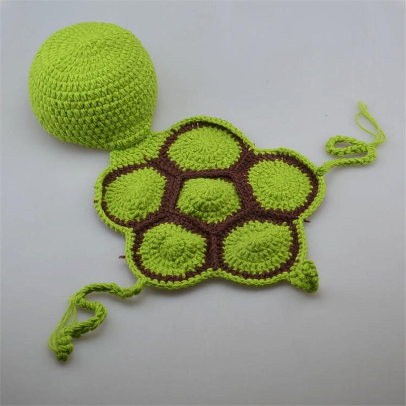 2017-new-baby-girl-boy-newborn-little-turtle-knitting-crochet-clothing-hat-hat-photography-photo-props(1)