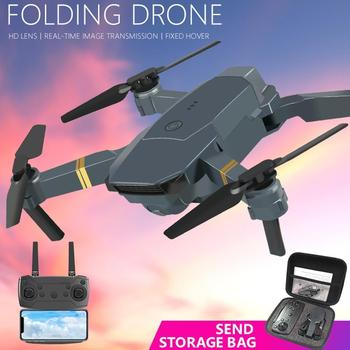 Eachine E58 WIFI FPV With Wide Angle HD 1080P Camera Hight Hold Mode Foldable Arm RC Quadcopter Drone X Pro RTF Dron For Gift цена 2017