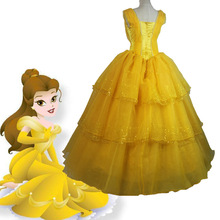 HISTOYE Movie Beauty and the Beast Costume Belle Beast Kids Adult men uniform Cosplay High quality Halloween cosplay Costumes цена 2017