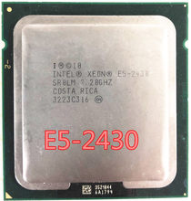 معالج Intel Xeon CPU E5 2430 SR0LM cpu 2.2GHz 6-Core 15M LGA 1356 E5-2430 2430(China)