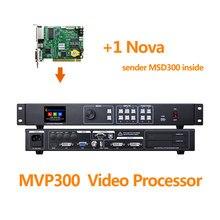 داخلي في الهواء الطلق led لوحة معالج فيديو ليد MVP300 مع نوفا msd300 إرسال بطاقة مثل كيستار ks600 فيديو المراقب المالي
