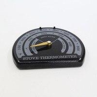 Печь трубный термометр Магнитный уголь бревна дровяная температура высокое качество