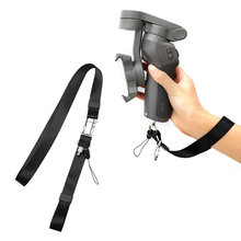 Wrist Sling Light Potable Handheld Rope Neck Gimbal Lanyard for Dji OSMO Mobile2 3/pocket Action Accessories