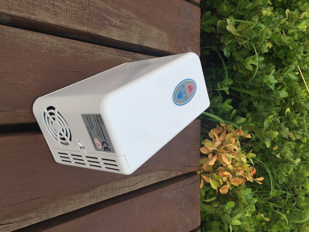 Mini portátil médico oxigênio concentrador gerador doméstico