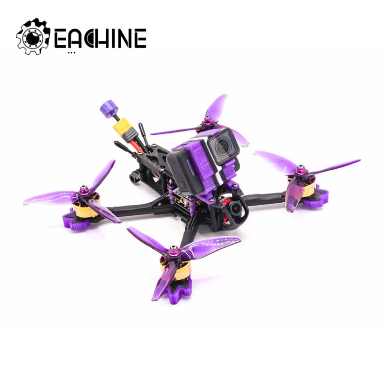 Eachine LAL 5style 220mm 6S Freestyle 5Inch F4 Bluetooth w/Caddx Ratel Camera 2307 1850KV Motor 50A ESC FPV Racing Drone PNP/BNF
