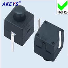 10 PCS YT-8008-112D two-foot strong light flashlight switch Wenzhou one-button self-lock