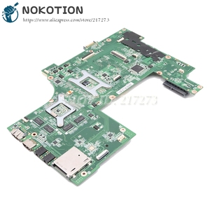 Image 3 - Nokotion per Dell Inspiron 17R N7110 Scheda Madre Del Computer Portatile DAV03AMB8E0 CN 037F3F 037F3F 37F3F HM67 DDR3 GT525M 1 Gb