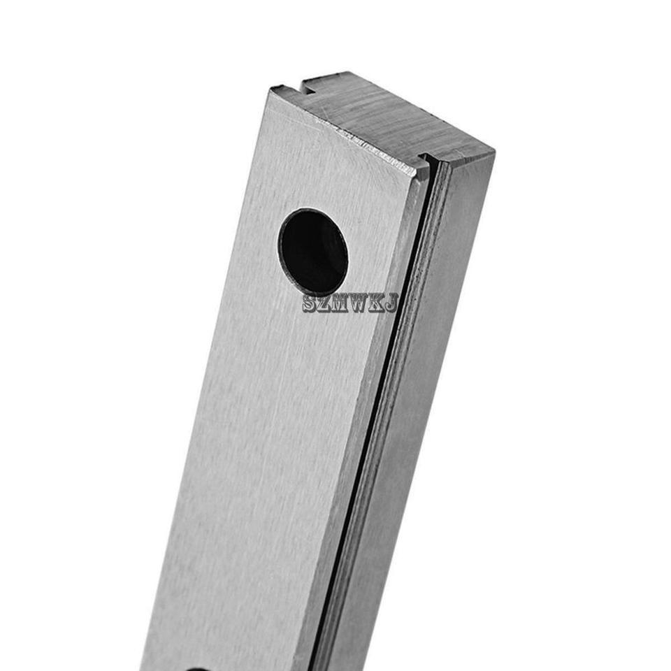 250mm Miniature Linear Slide Rail Guide MGN12H Sliding Block DIY CNC 3D Printer