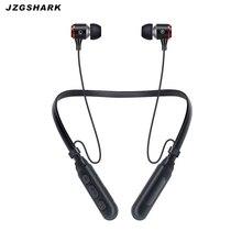 Écouteurs magnétiques sans fil Bluetooth 5.0, bande de cou pour Sport, course, suppression du bruit, écouteurs avec Microphone, pour Huawei Xiaomi