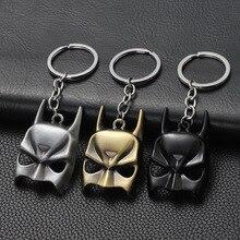 2019 POPULAR Key chain batman mask key zinc alloy pendant wholesale student gift