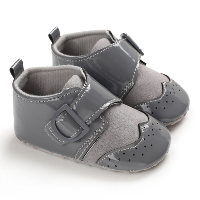 Baby Boy Girl Spring Autumn Solid Color Sneakers Toddler Anti-slip Casual Soft Soled Cotton Walk Shoes Baby First Walkers Baby