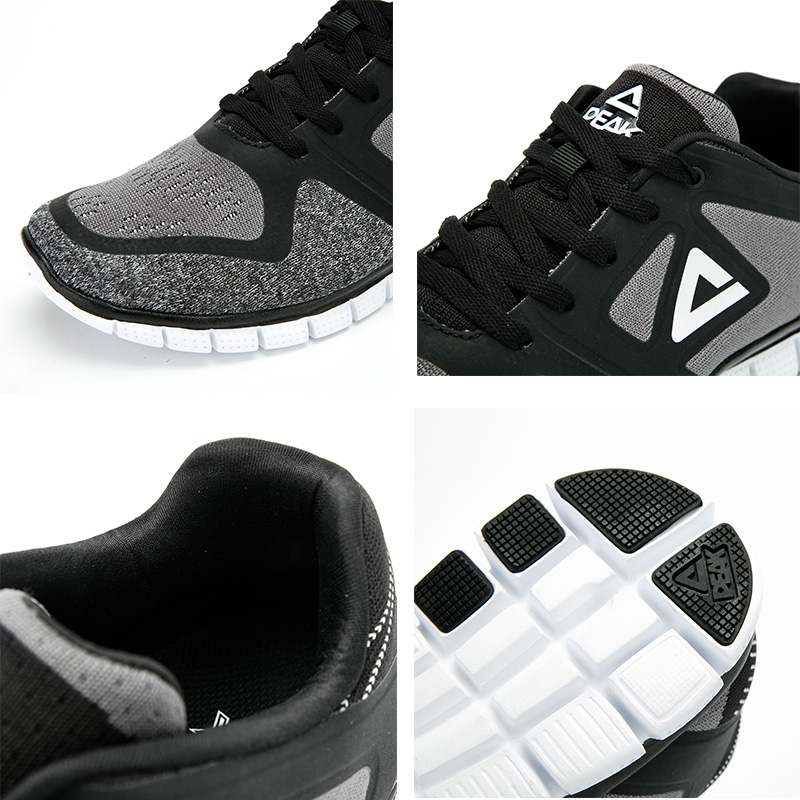 Picco Runningg Scarpe per Gli Uomini Ultra Luce di Lavoro a Maglia Superiore Antiscivolo Wearable Sneakers da Tennis Casual Fitness di Formazione Calzature Scarpe - 6