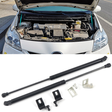 Car Styling Hood Cover Hydraulic Rod Gas Strut Rod Shock Bars Engine Cover Lift for Toyota Prius XW30 2012 2013 2014 2015