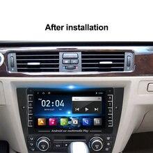 1080P Video Für BMW 3 Serie E90 E91 E92 E93 2005 2006 2007 2008 2009 2010 2011 2012 2013 auto Stereo Radio Gps Bluetooth-Player