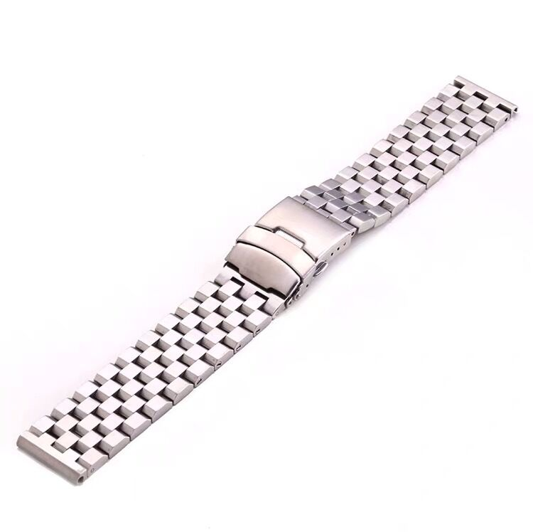 Steel Diving Fine SKX009 Series Steel Belt Solid Stainless Steel Watch Strap Tuna Watch Bracelet 22mm Bracelet