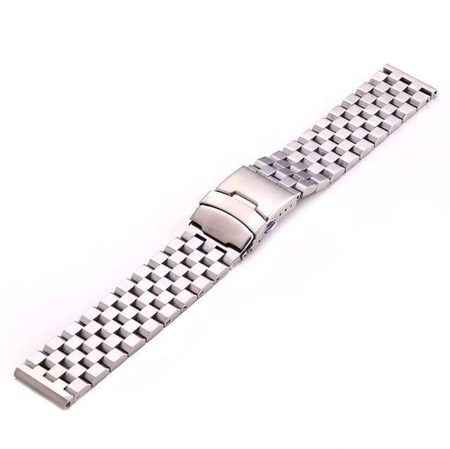 Acier plongée Fine SKX009 série acier ceinture solide en acier inoxydable montre bracelet thon montre Bracelet 22mm bracelet