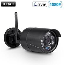 KERUI 2MP 1080P Draadloze Outdoor Home Security Wifi Ip Camera Full Hd IP54 Waterdicht Surveillance Cctv Camera Nachtzicht