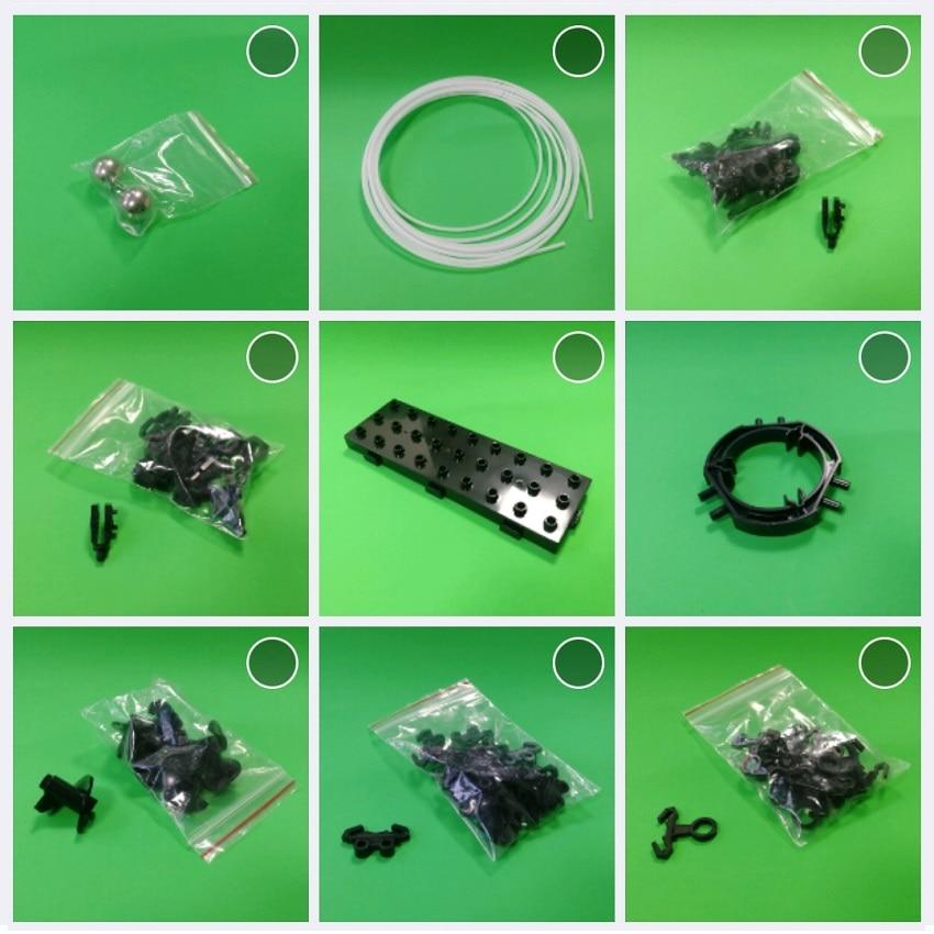 Space Rail Spare Parts Mutiple Choice - Stell Balls, Rail Stand, Gear Box, Rail, Arm Holder, Base N Accessaries On Space Warp