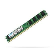 KANMEIQi DDR2 2GB 800mhz 667MHz Desktop PC Memory RAM 4GB(2PCS*2GB) Memoria Module New Compatible