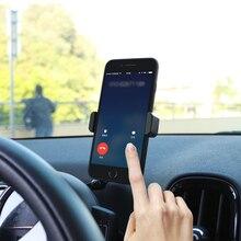 Car Navigation Bracket Mobile Phone Holder For MINI Cooper S